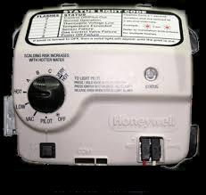 Gas Water Heater Valve Type 3
