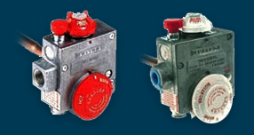 Gas Water Heater Valve Type 2